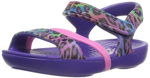 7002ed732cea Crocs Kids  Lina K Sandal  Crocs  Amazon.ca  Shoes   Handbags