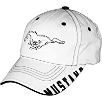 Ford Mustang Bill Edge 3d Pony Baseball Cap by Ford CarBeyondStore