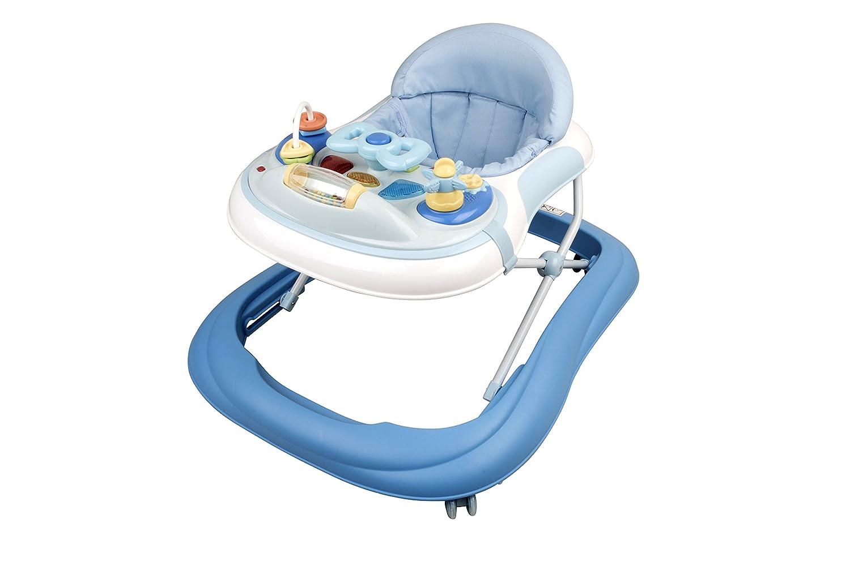 Babyco Baby Walker (Blue) BW9523