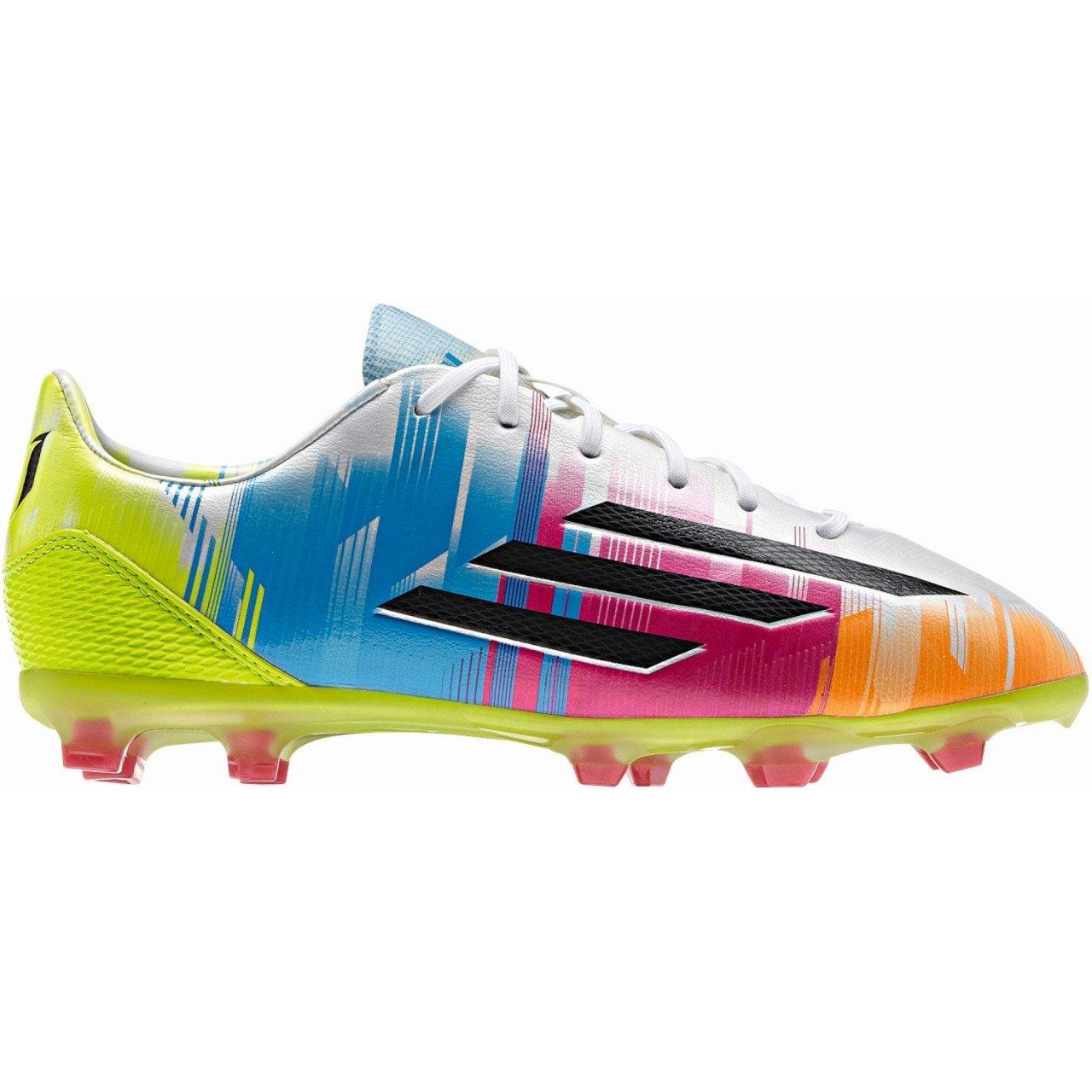 Adidas Schuhe Nockenschuhe F50 Fußball adizero FG Nockenschuhe Kinder Junior Kinder (Messi) runwht schwarz