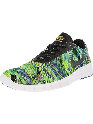 huge discount 0c5f1 37290 Nike Herren Sb Lunar Paul Rodriguez 9 Skaterschuhe, Schwarz, Talla:  Amazon.de: Schuhe & Handtaschen