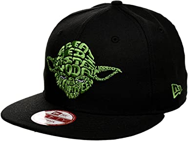 New Era Mujeres Gorra Snapback Star Wars Yoda: Amazon.es: Ropa y ...