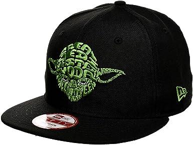 New Era Mujeres Gorra Snapback Star Wars Yoda: Amazon.es: Ropa y ...