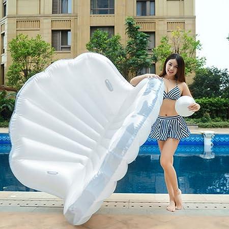 LSX-Air - Colchón Hinchable de Gran Concha para Adultos: Amazon.es ...