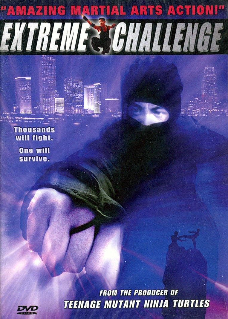 Amazon.com: Extreme Challenge: Scott Adkins (II), Nicola ...