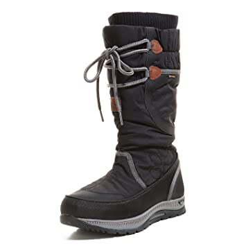 the latest 18282 9f2a2 Jack Wolfskin Damen Stiefel schwarz 40 1/2: Amazon.de: Sport ...