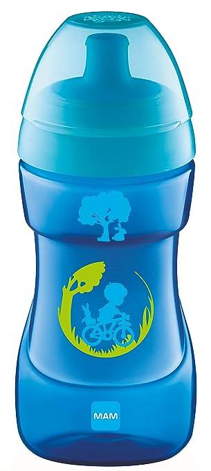 35 opinioni per Mam 641411- Sports Cup, Bicchiere con beccuccio, bambino