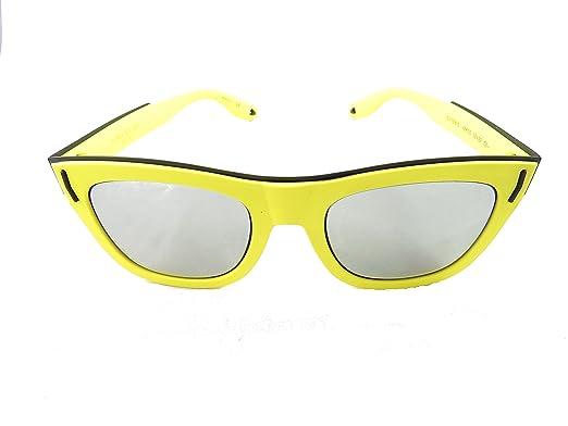 dcdc281d0fac Amazon.com: Givenchy GV 7016 VEK Fluorescent Yellow Plastic ...