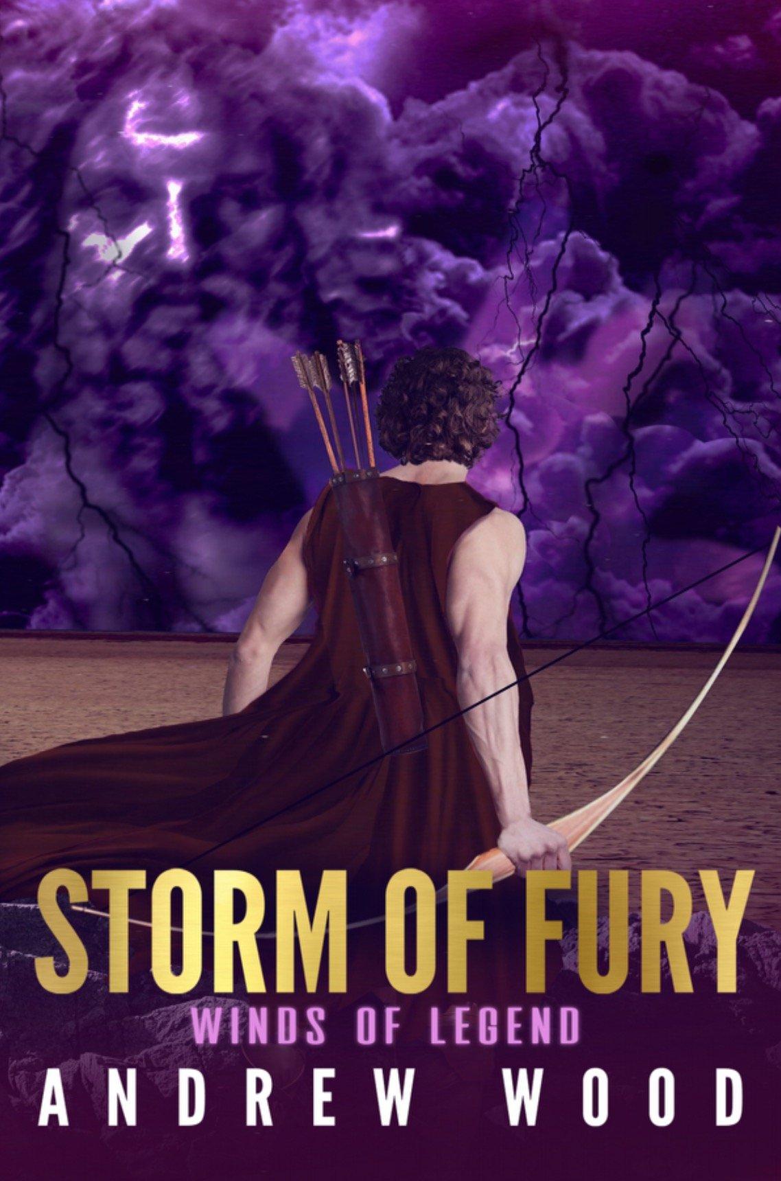 Storm of Fury: Winds of Legend pdf