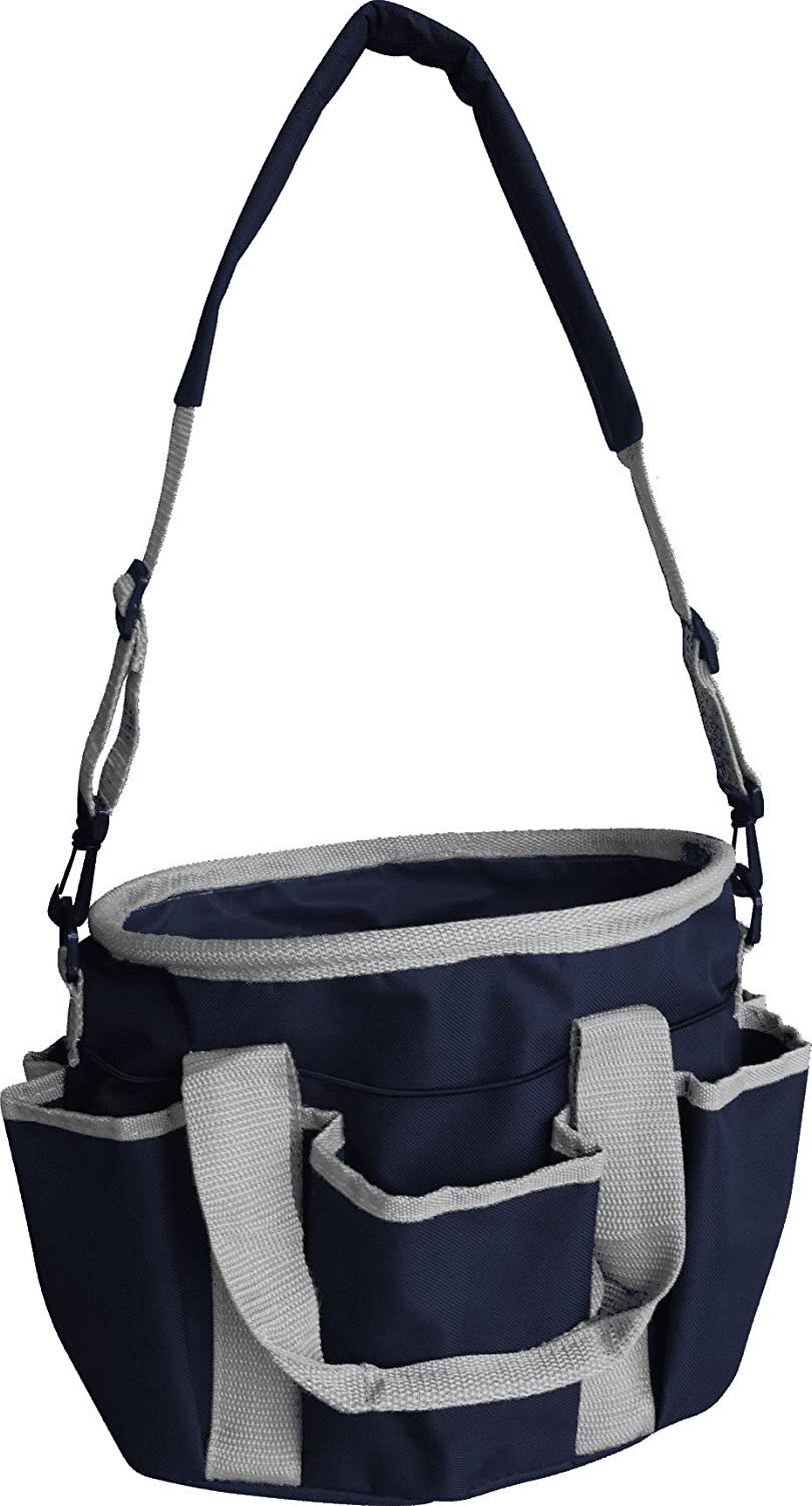 18 x Height Grooming Bag with Pockets 25 cm 28 x Width Length