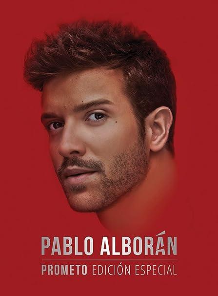 Prometo Edición Especial Pablo Alborán Pablo Alborán Amazon Es Música
