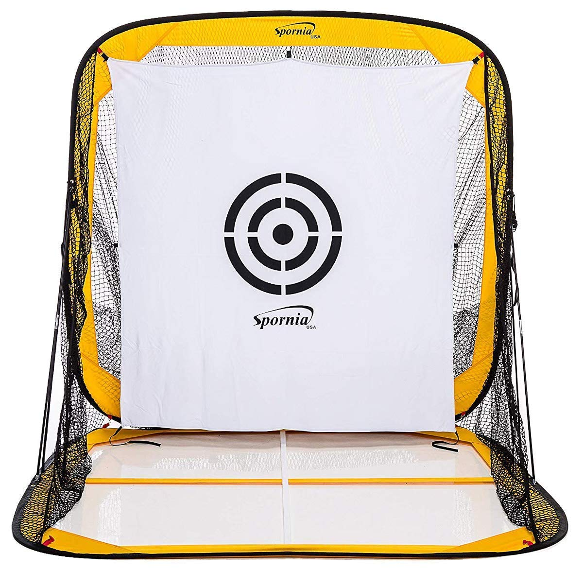 Spornia 7x7x7フィート マルチスポーツゴルフ練習ネット ゴルフネットのみ  B07NDN8JP1