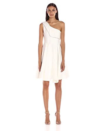 c34bb2aba3cd Amazon.com: Keepsake The Label Women's Marvel Mini Dress, Ivory ...