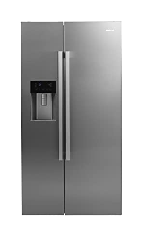 Beko Gn162320 X frigorifero Side By Side Gn162320 X con dispenser ...