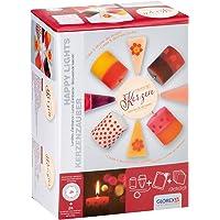 Glorex GmbH GLOREX 68650102–Kit créatif bougies