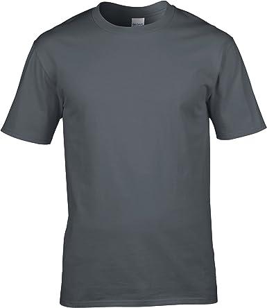 Gildan - Camiseta básica de manga corta 100% Algodón de gran calidad para hombre: Amazon.es: Libros