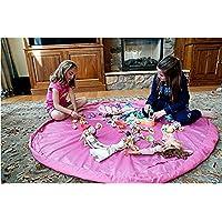Estera de juego para niños BigNoseDeer bebé plegable
