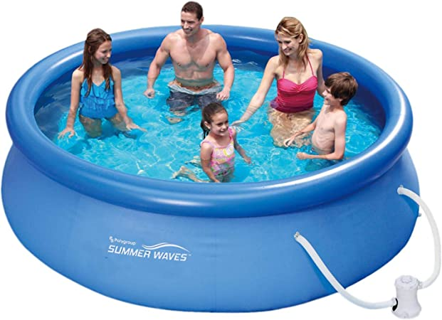 Summer Waves Fast Set Quick Up Piscina + Bomba 305 x 76 cm ...