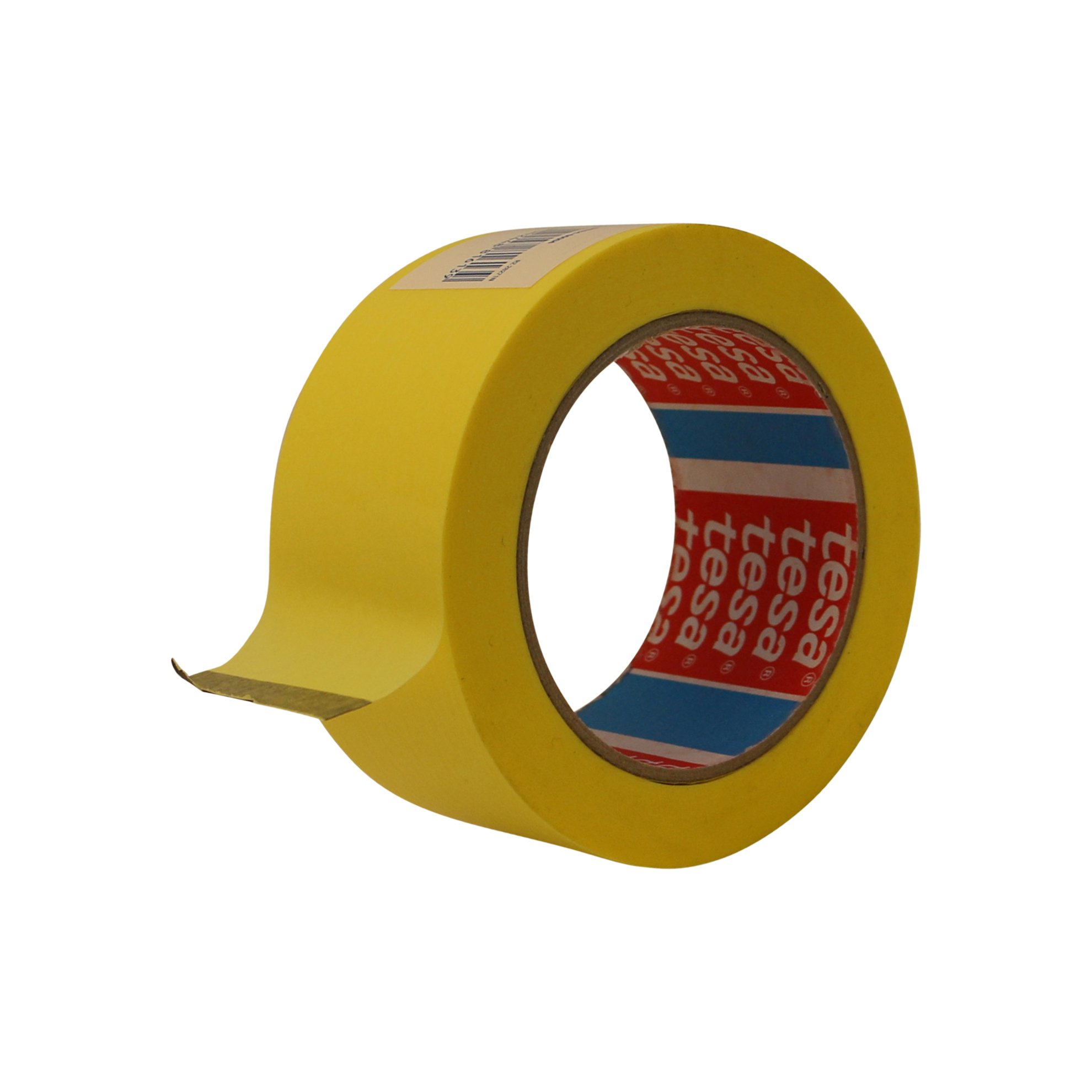 tesa 4334 Precision Mask Painters Tape: 2 in. x 55 yds. (Yellow)