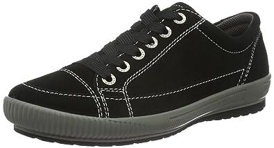 Tanaro, Baskets Basses Femme, Noir-Noir (00), 37.5 EULegero