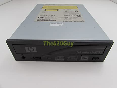 Software for burning discs does not recognize the drive