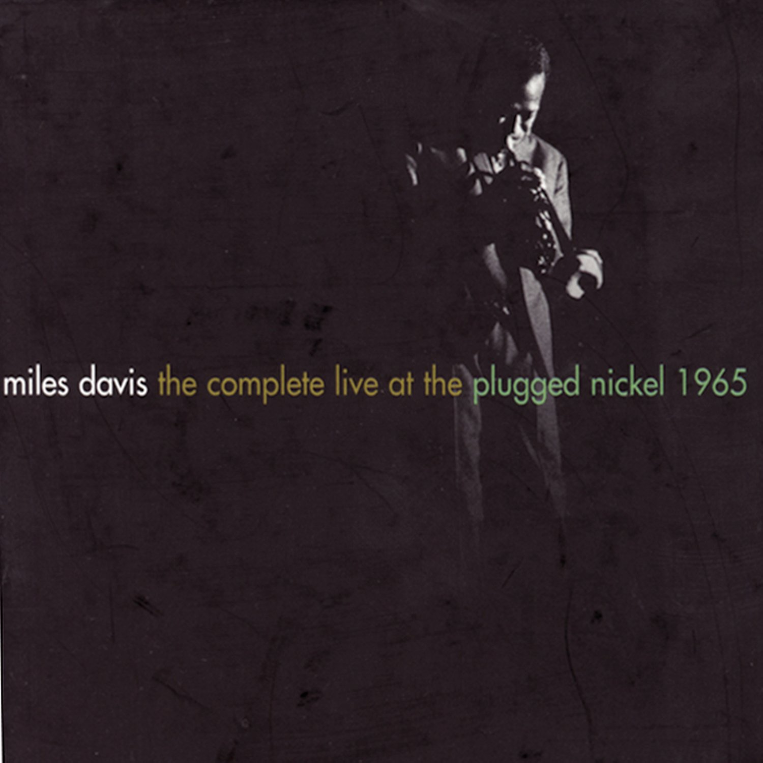 The Complete Live At The Plugged Nickel 1965 - Miles Davis: Amazon ...