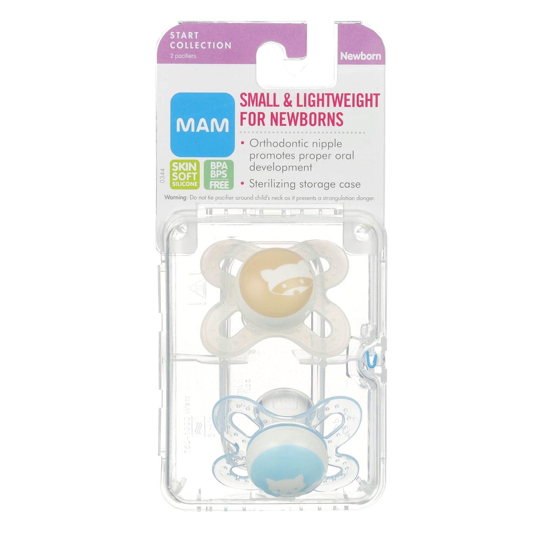 amazon com mam pacifiers newborn pacifier best pacifier for