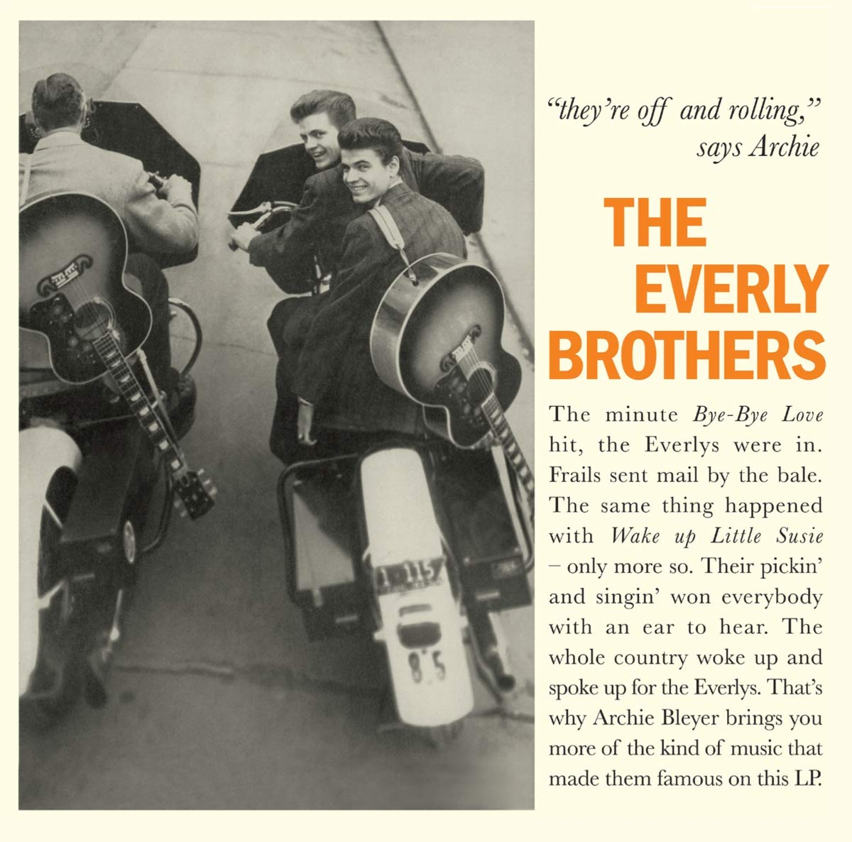 CD : The Everly Brothers - Everly Brothers /  It's Beverly Time (Bonus Tracks, Deluxe Edition, Mini LP Sleeve, Remastered, Spain - Import)
