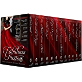 Fabulous Firsts: More Than 4500 Pages -- A Boxed Set of Twelve Series-Starter Novels (The Jewels of Historical Romance)