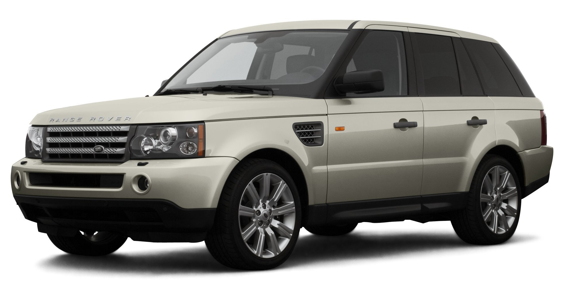 Amazon 2007 Land Rover Range Rover Reviews and Specs