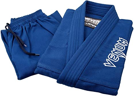 Unisex ni/ños Venum Contender Kimono C2 Azul