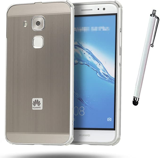 LXHGrowH Funda Huawei Nova Plus, Prueba de Golpes Aluminio Metal ...