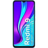 Smartphone Xiaomi Redmi 9 India 64GB 4GB RAM Tela 6,53'' Android 10 Octa-Core Dual Sim - Preto