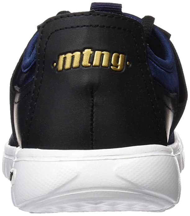 MTNG Speed Chica, Zapatillas de Deporte para Mujer, Azul (Raso Marino), 36 EU