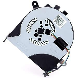 Deal4GO CPU Cooling Fan DW2RJ 0DW2RJ 3NWRX 03NWRX for Dell Inspiron 13 (7347/7348/7352/7353/7359) Inspiron 15 (7558/7568)