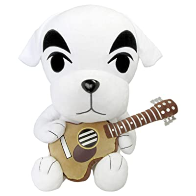 "Little Buddy USA Animal Crossing New Leaf Giant X-Large K.K. Slider 20"" Plush: Toys & Games"