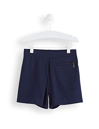 Marca Amazon - Red Wagon Zip Detail, Pantalones Cortos para Niñas