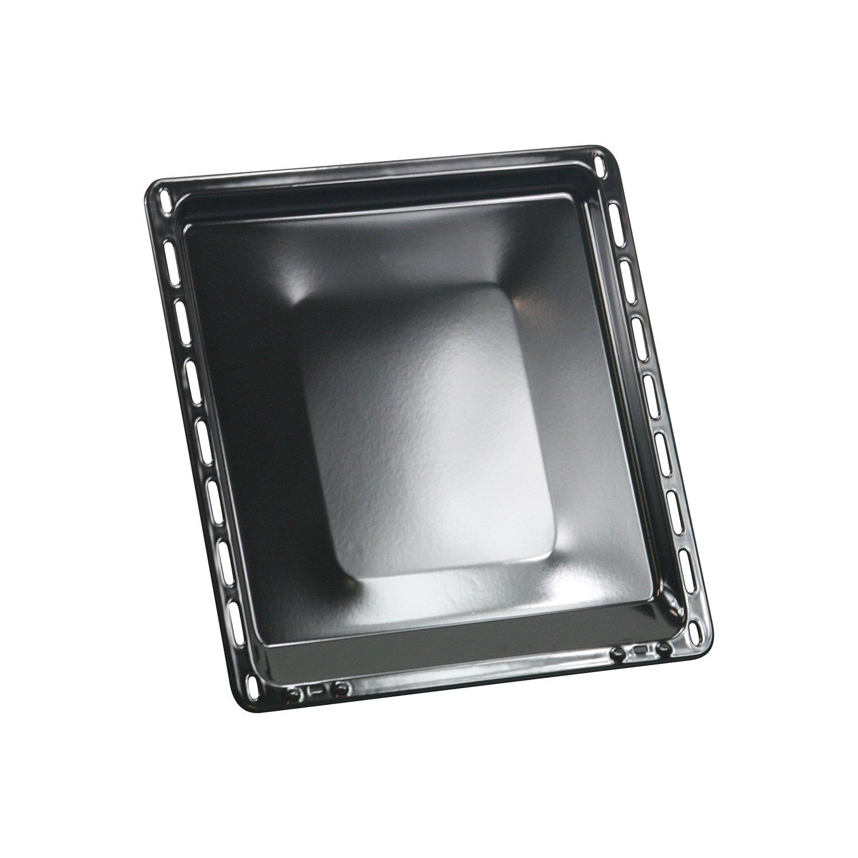 353193921/7 Electrolux Baking Tray Black 20 mm High 422 x 370 x 20 mm