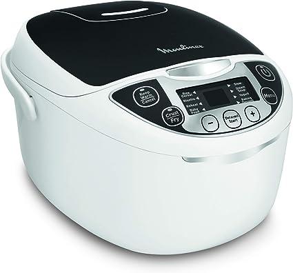 Moulinex MK708820 - Robot de cocina multifunción con 5 l de capacidad, 750W de potencia y 12 programas de cocción. Apto para el lavavajillas. (Reacondicionado): Amazon.es: Hogar
