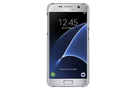 Amazon.com: Funda protectora transparente para Samsung ...