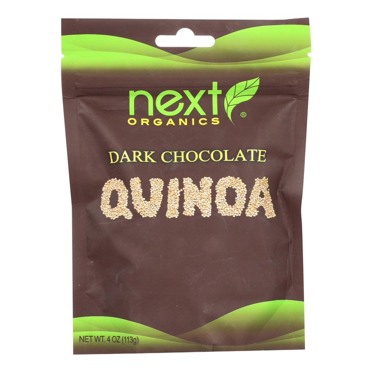 Tropical Valley Foods Quinoa,Og2,Drk Chocolate Covr 4 Oz (Pack of 6)