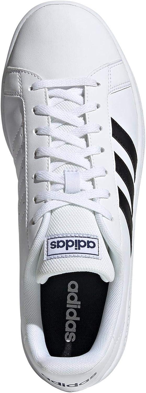 Compras Diseñador Más Vendido adidas Grand Court Base, Zapatos de Tenis para Hombre Ftwbla Negbás Azuosc 2qGLR4 FxlUUZ KNURux