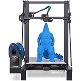 Longer LK5 Pro 3D Printer, 90% Pre-Assembled with Large Build Size 11.8''(L) x11.8''(W) x15.7''(H), Lattice Glass Hot Bed, Si