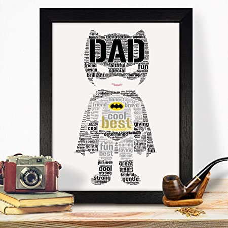 Personalised Presents Gifts For Dad Daddy Step Husband Fathers Day Birthday Christmas From Son Daughters
