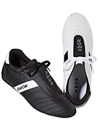 KWON Trainingsschuh Dynamic in 2 Farben schwarz und Weiß