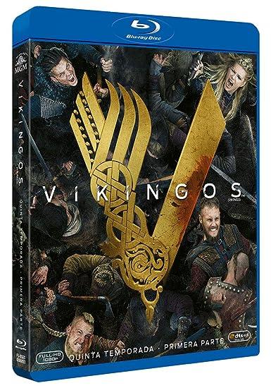 Vikingos Temporada 5 Volumen 1 Blu-Ray [Blu-ray]: Amazon.es: Travis Fimmel, Katheryn Winnick, Gustaf Skarsgård, Alexander Ludwig, Michael Hirst, Travis Fimmel, Katheryn Winnick: Cine y Series TV