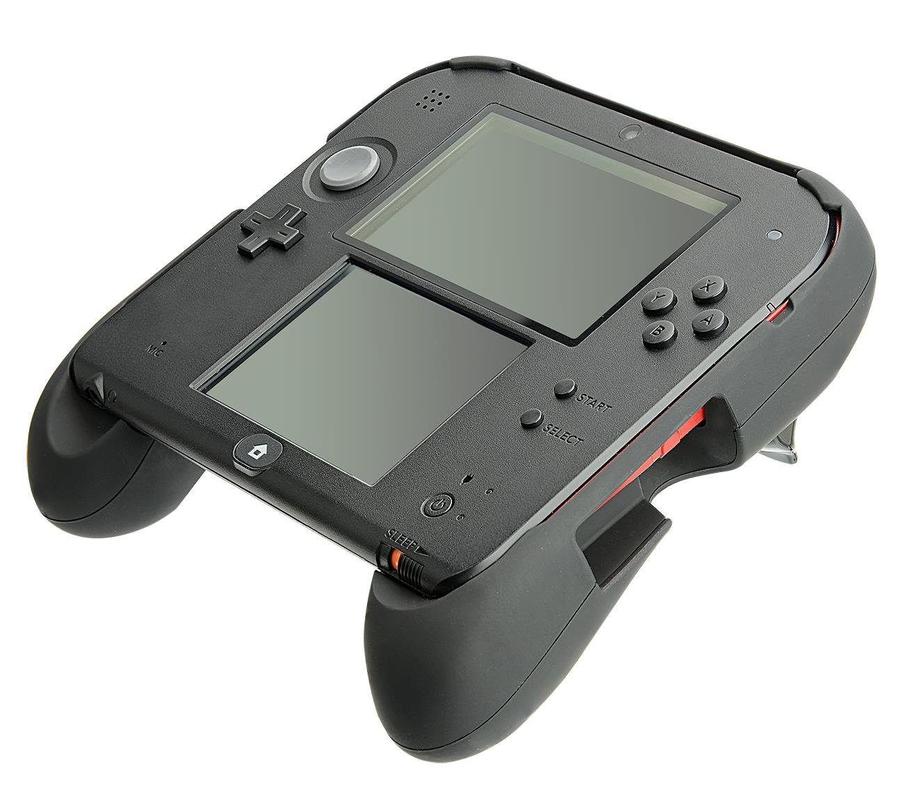Amazon.com: Nintendo 2DS Trigger Grips Black by PDP ...