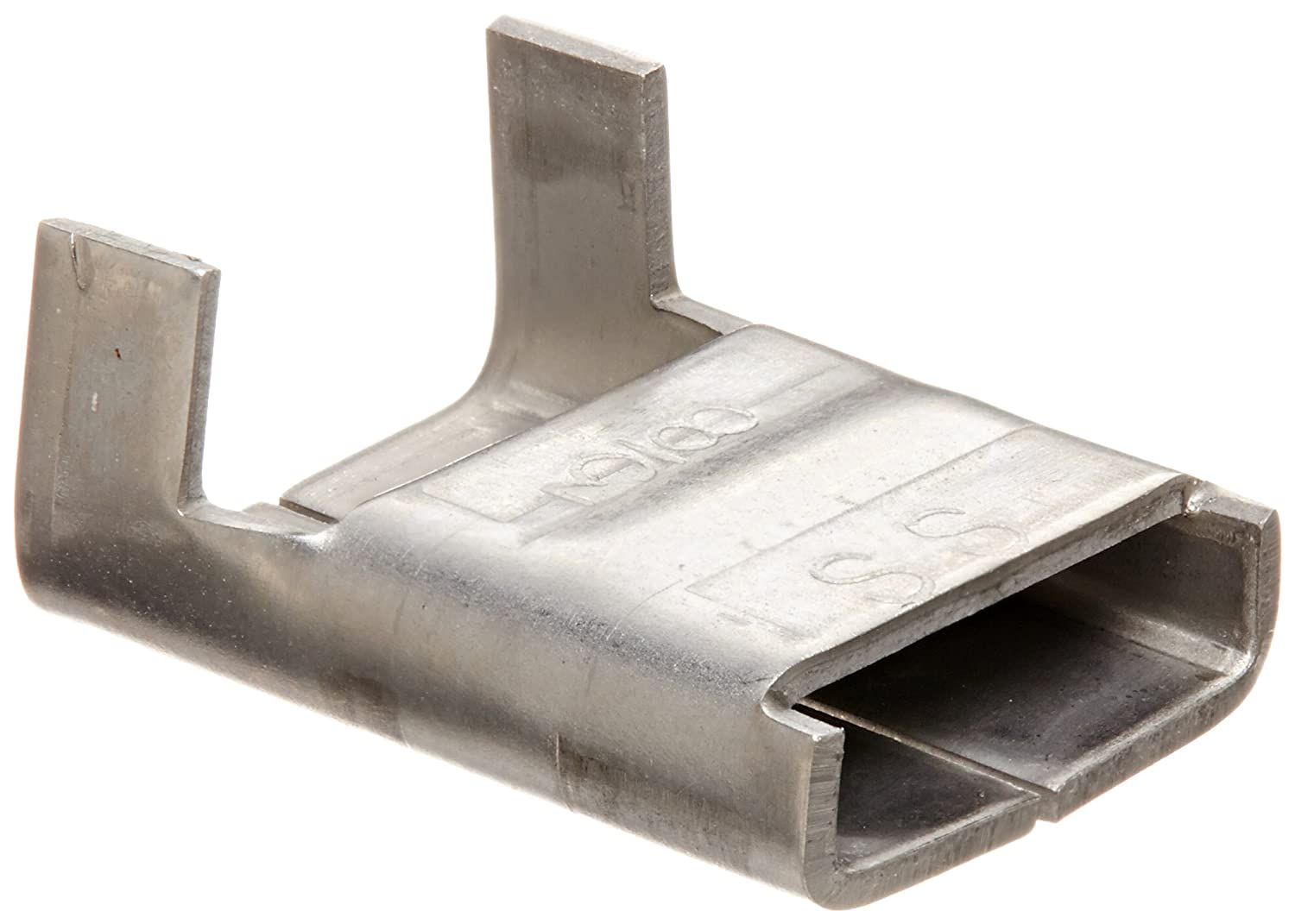 BAND-IT Valuclips C15399 3//8 wide 100 per Box 3//8 wide 100 per Box 200//300 Stainless Steel
