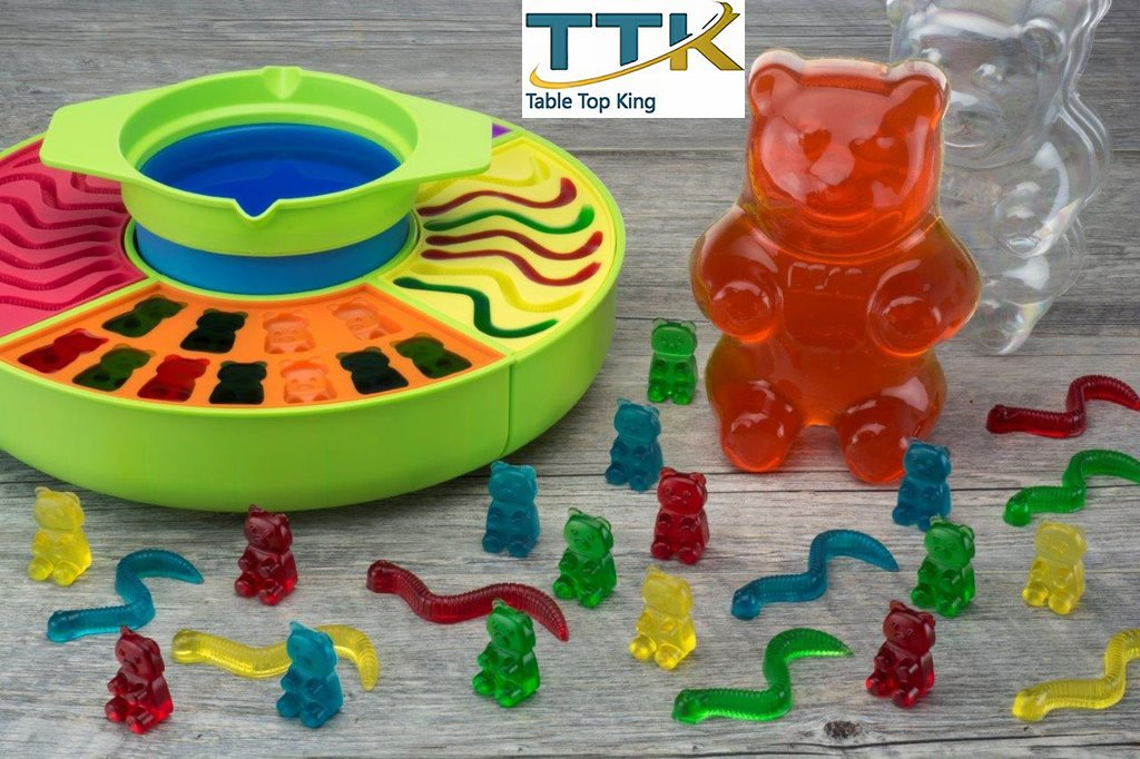 Candy Nation Gummy Candy Maker By TableTop King by TableTop King (Image #1)