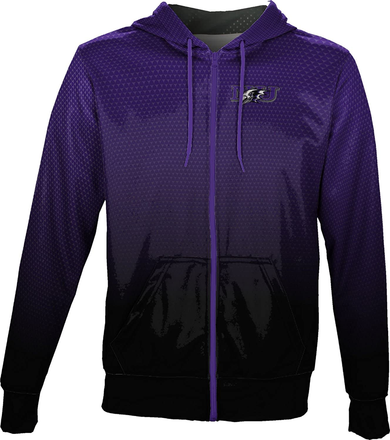 ProSphere Niagara University Mens Full Zip Hoodie Zoom